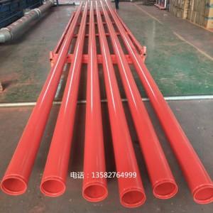 内外热涂塑防腐螺旋钢管应用范畴