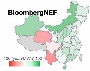 BNEF行业研究|中国<em>煤电上网电价</em>的变化趋势:上篇