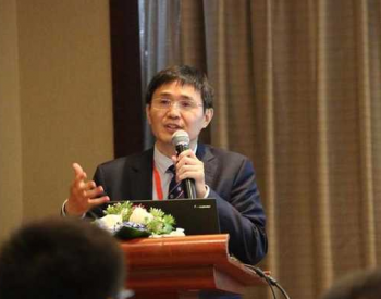 隆基股份董事长钟宝申:以光伏发电构建安全可靠、低碳环保的全新能源体系【
