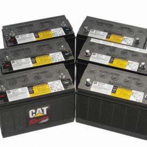 卡特彼勒CAT卡特蓄电池深循环型参数表