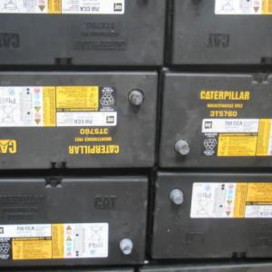 CAT蓄电池3T5760/750CCA/12V100AH卡特