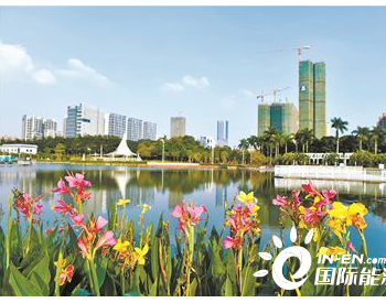 广东广州禅城去年优良天数比例为75.6%