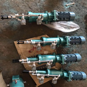 插板阀配套用3吨DT3000-800电动推杆