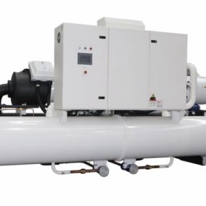 河南高格中央空调螺杆式水地源热泵机组