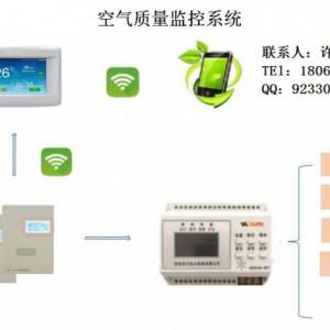 空气质量监测与新风净化系统YKF -800