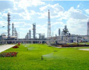 国内首家石油天然气产业基地开园