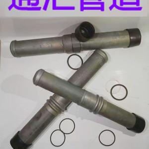 西安声测管-桩基注浆管-套筒式声测管厂家