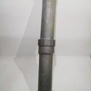 陕西咸阳声测管厂家-螺旋声测管-套筒式声测管现货