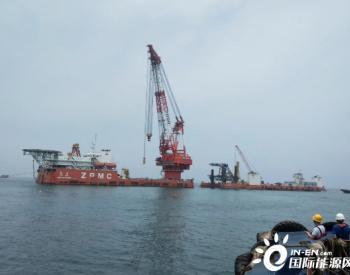 中达安扬起海上之帆,助力中广核福建平潭大练海上风电场项目