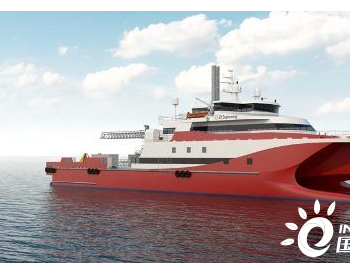 ST Engineering披露新的<em>LNG</em>动力双体船设计
