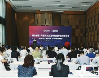 阿里云发布首个钢铁工业互联网平台