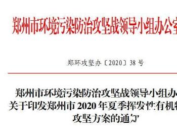 河南郑州向有害涂料说不!6月起开展夏季挥发性有机物治理攻坚