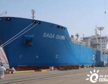 Saga LNG将为印度VLNG提供LNG船