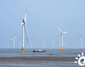 """""""海上三峡""""风光无限!江苏如东13个风电项目本年度可完成投资超300亿元!"""