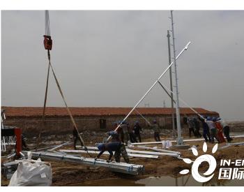 山东滨州市并网风电装机将达到186万千瓦