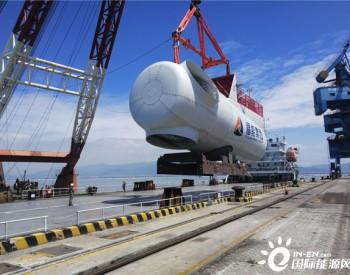 <em>福建</em>莆田港务集团海上风电设备作业刷新双记录