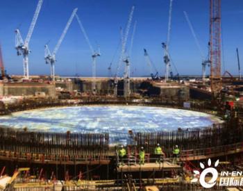 英国欣克利角C核电项目实现重大节点