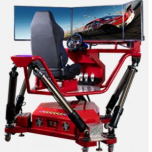 VR6轴模拟驾驶(3屏单/双座)