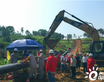 气化湖南工程:三条输气管道项目打火开焊 覆盖15
