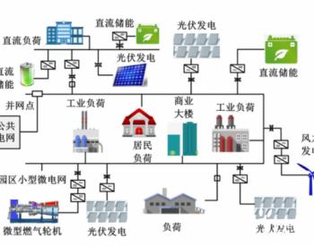 【电力百科】微电网分布式控制理论与方法