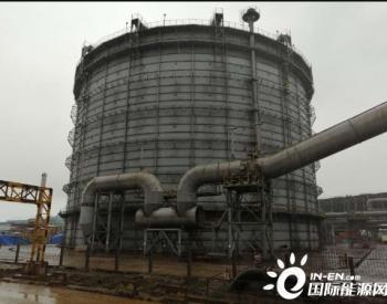中冶南方印尼德信钢铁全厂公辅系统全部投产
