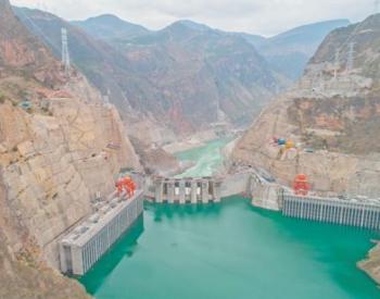 四川乌东德水电站成功蓄水至945米