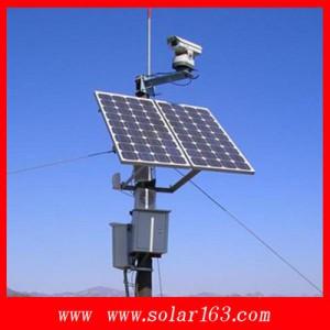 太阳能监控系统|太阳能供电监控系统|太阳能无线监控厂家