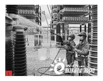 <em>山西省</em>完成首个特高压换流站检修