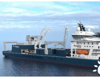 VARD建造全球最大电缆敷设船用于海上风电场