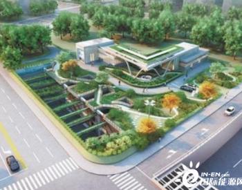 河北雄安容东片区河西110千伏输变电<em>工程</em>转入主体结构施工阶段