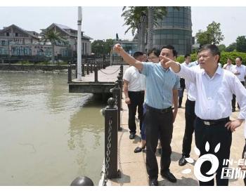 生态环境部新任部长首次调研,三天三省五地,透露了哪些信息?