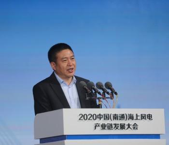 上海电气副总裁金孝龙:发挥龙头引领