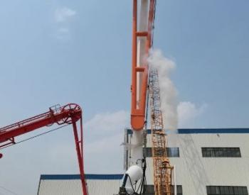 冠卓重工成功研制国内首台套大口径超低温<em>LNG</em>船用装卸臂