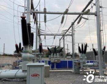 保<em>防汛</em>新增泵站电力,湖北金口变电站改造工程送电了