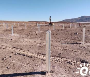 独家翻译|571MW!拉丁美洲最大风光混合项目已完成30%