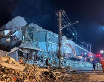 浙江温岭液化石油气槽罐车爆炸已致19人遇难