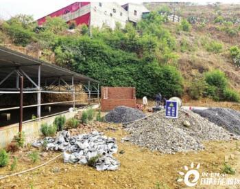 四川攀枝花仁和首个省级新村<em>沼气</em>集中供气工程将于6月底完工