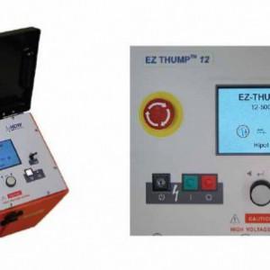 上海巴测电气EZ12一体化电缆故障智能定位仪