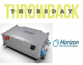 300kW!<em>Horizon</em>宣布300kW燃料电池2020年推出