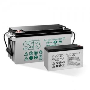 德国SSB蓄电池/SBH高倍率系列/现货供应