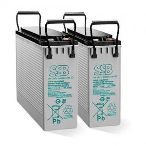 德国SSB蓄电池/SBL-HR系列/型号尺寸参考