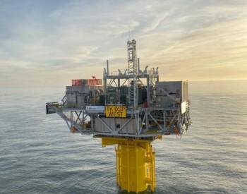 1200吨的轻型海上升压站长什么样?