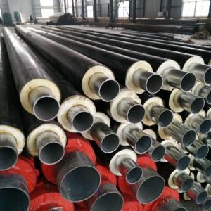 供暖用直埋保温螺旋钢管大品牌实体企业