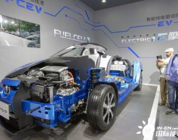 豐田合縱六家國內公司推燃料電池 氫能風口再現?