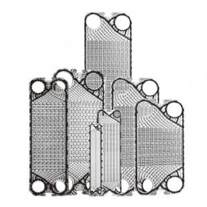 AF系列无触点超宽流道板式换热器