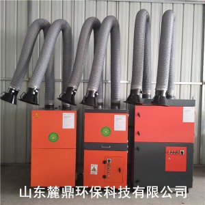 德阳车间焊接烟尘净化器根据不同环境定制合适产品