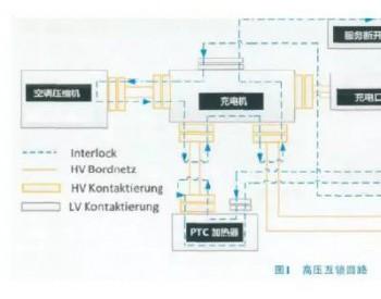 新能源汽车高压线束高压互锁作用、原理和应用