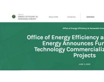 美国能源部提供110多万美元资助<em>地热</em>项目