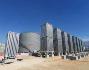 全省最大的城市天然气战略储备项目,预计9月完工