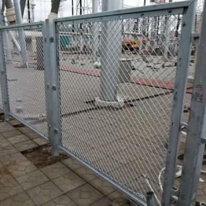 电力防护网.变压器围网.变电站围栏.换流站围挡.安全护栏